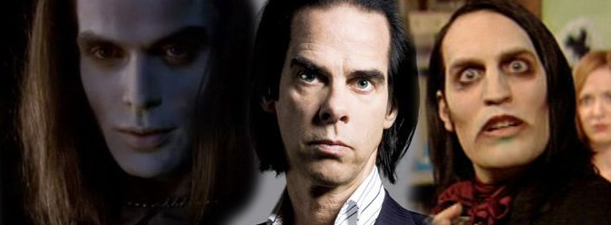 Richmond från IT Crowd, Nick Cave och självaste Dracula